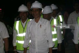Presiden Jokowi kunjungi Geosite Sipinsur di Humbahas