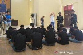 Puluhan korban kelompok SMB Jambi diberi pemulihan trauma