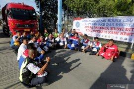 Pekerja wilayah Aceh minta LNG tetap dikelola Pertamina