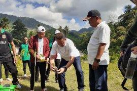 Pemkab Gorontalo apresiasi program mahasiswa KKN di Desa Juria