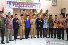 DPC LPM Serut lantik LPM kelurahan se-Kecamatan Serpong Utara