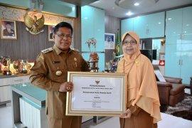 Banda Aceh raih penghargaan Puskesmas terbaik  nasional