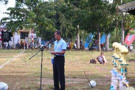 Bupati buka turnamen sepak bola Kecamatan Panyipatan