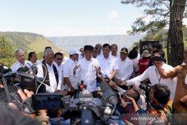 Jokowi tegaskan tidak akan tergesa-gesa putuskan lokasi ibu kota baru
