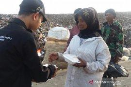 ACT-Abu Nawas bagikan ribuan paket nasi