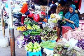 Harga beberapa jenis sayuran di Ambon turun