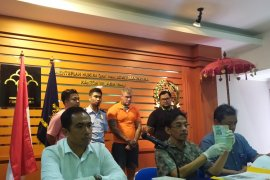 Buron asal Inggris ditangkap petugas Imigrasi Ngurah Rai Bali