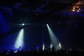 Tulus apresiasi penonton konsernya yang datang dari berbagai daerah