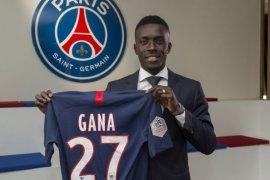 PSG berhasil dapatkan Idrissa Gueye dari Everton