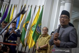 Penunjukan PLH Sekda Jawa Barat