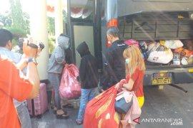 12 wanita korban perdagangan orang  dibawa ke Surabaya