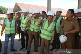 Bupati Nelson sebut pembangunan Pasar Kayubulan tahap II dimulai