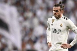 Bale tak masuk dalam skuat Real Madrid lawan Spurs dan Bayern
