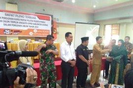 45 Anggota Dewan terpilih hasil Pemilu 2019 di Kabupaten Sambas