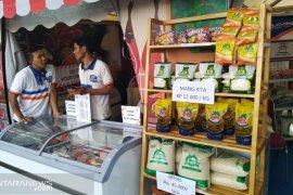 PD Pasar menyediakan sembako murah di Festival cisadane