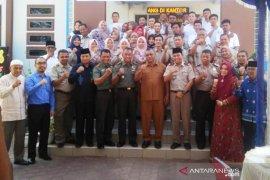 BPN Aceh Barat deklarasi zona kerja bersih tanpa  korupsi