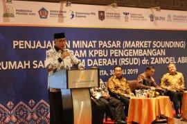 Plt Gubernur Aceh Yakinkan Investor Bangun RSUDZA