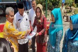 Tim monitoring PKK Sumut kunjungi Desa Hutabangun