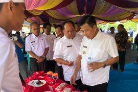 Bupati Bangka Tengah ajak warga konsumsi komoditas pangan seimbang