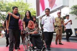 Penyandang disabilitas, drg Romy mengadu ke Mendagri, karena kelulusan PNS dianulir