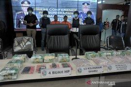 Polresta tangkap Peredaran 13 kg Sabu Page 2 Small