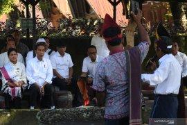 Presiden harapkan wisata Danau Toba paralel