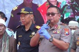 Polres Sampang selidiki sejumlah anggotanya terlibat peredaran narkoba
