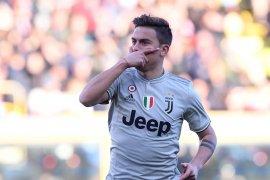 MU dan Juventus ingin tukar Lukaku dengan Dybala