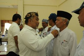 Pengurus PMI Lebak periode 2019 -2024 resmi dilantik