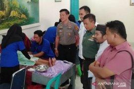 PT Timah Wasprod Toboali gelar khitanan massal dan donor darah
