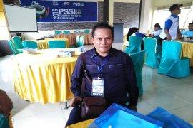 Zainal Arifin  terpilih sebagai Ketua Askot PSSI Tebing Tinggi