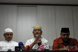 GNPF ulama belum menyatakan sikap soal pertemuan Jokowi-Prabowo