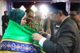 Bupati Paser Lepas 266 Jemaah Calon Haji