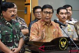 Wiranto bantah tangkal Habib Rizieq kembali ke Indonesia