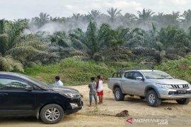 Ekses ledakan sumur minyak ilegal, semburan gas capai 20 meter