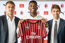 Rafael Leao resmi bergabung dengan AC Milan