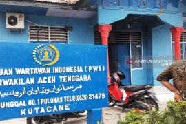 Kantor PWI Aceh Tenggara tak luput dari aksi teror