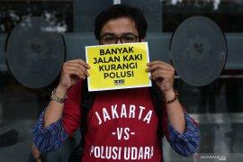 Gerakan 'Ibukota' minta pemerintah selesaikan polusi udara di Jakarta