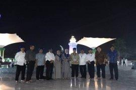 Peserta Diklatpim II diajak keliling kawasan wisata Banten Lama