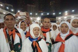 Pemberangkatan jamaah haji Jambi tuntas, Posko Haji memantau terus