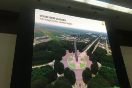 State capital's new location only after comprehensive studies: Jokowi