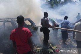 Polisi Pamekasan selidiki penyebab kebakaran rumah warga Blumbungan