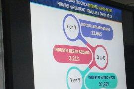 Industri mikro kecil topang pertumbuhan ekonomi Papua Barat