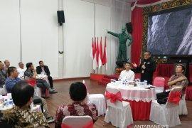 PDIP: Undang Prabowo hadiri kongres bukan bahas koalisi
