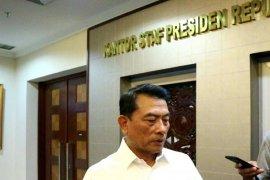 Moeldoko: Koopsus TNI tangani terorisme ganggu kedaulatan