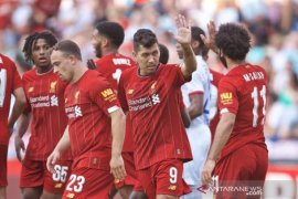 Liverpool tundukkan Lyon 3-1 dalam pemanasan pramusim pamungkas