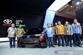 Indonesia siap kembangkan produksi mobil hibrid