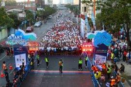 Ribuan pelari dalam dan luar negeri bakal ramaikan Surabaya Marathon
