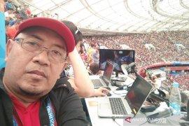 Jurnalis ANTARA kembali jadi voter pemain-pelatih terbaik FIFA