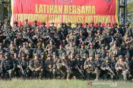Marinir Indonesia-Amerika kembali gelar latihan bersama di Situbondo
